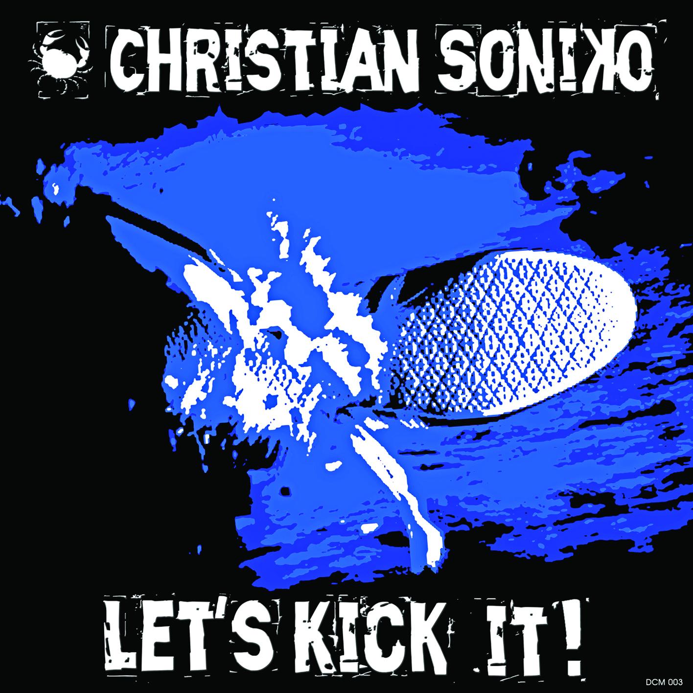 portada cd let's kick it